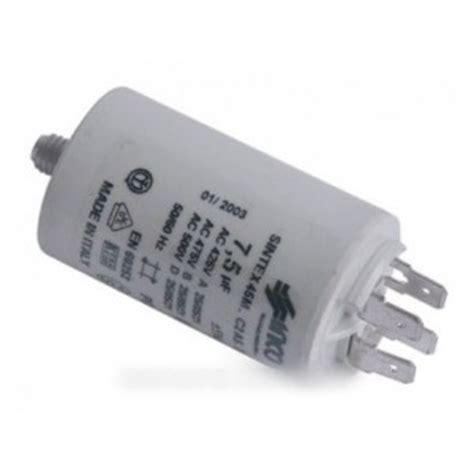 condensateur pour seche linge condensateur de demarrage pour seche linge r 233 f
