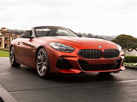 2019 Bmw Z4 M40i Gets Official With First Edition  95 Octane