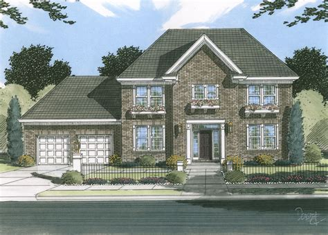 traditional house plan    bedrm  sq ft home theplancollection