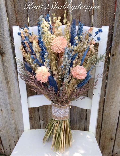 sola flower wildflower dried flower bouquet wedding