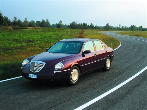 2003 Lancia Thesis Pictures Information And Specs