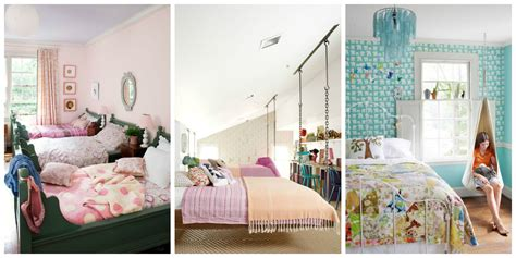 Decorating Themes : 12 Fun Girl's Bedroom Decor Ideas