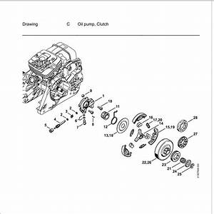 Wiring Database 2020  28 Stihl 021 Chainsaw Parts Diagram