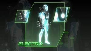 Electro Ultimate Spider Man Game