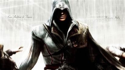 Ezio Auditore Creed Firenze Da Games Wallpapers