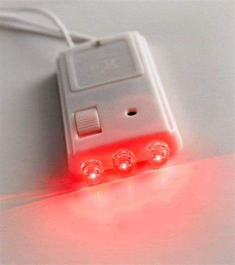 safety  convenience  battery operated lights