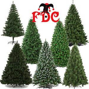Christmas Tree 7ft Argos by Artificial Luxury Christmas Xmas Trees Assorted Styles 1