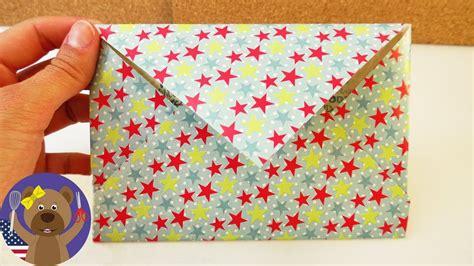 card envelope super easy envelope