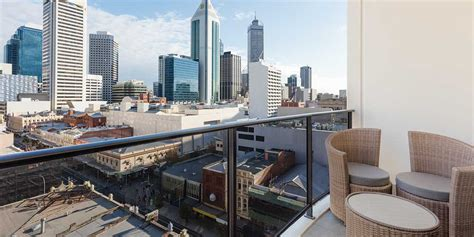 Appartments In Perth by Adina Serviced Apartment Hotel Perth Barrack Plaza