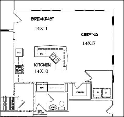 kitchen floor plans with walk in pantry top 5 floor plans with walk in pantries 9797