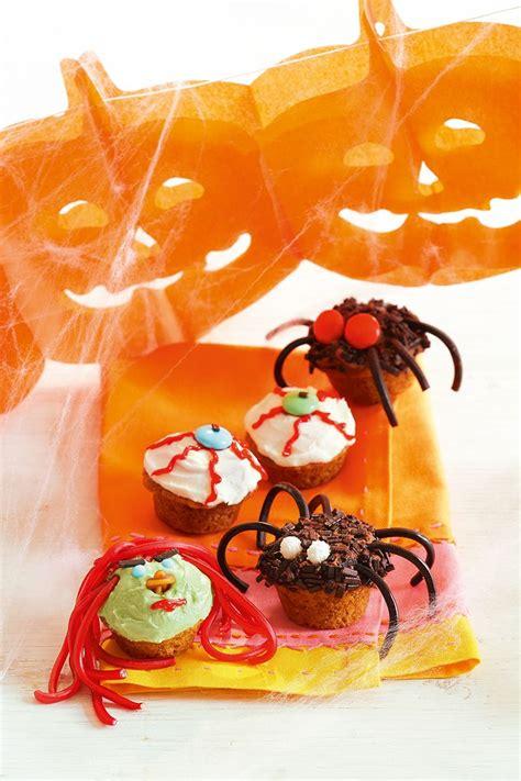 Rezept Witziger Kuchen Kuerbis by W 252 Rzige K 252 Rbis Cupcakes Rezept Schrecklich
