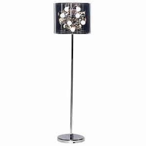 adesso starburst 60 in chrome floor lamp 3261 22 the With 60s chrome floor lamp