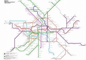 Bus Erfurt Berlin : berlijn kaart interactieve en gedetailleerde plattegronden van berlijn ~ Markanthonyermac.com Haus und Dekorationen
