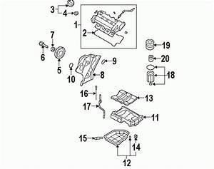 2007 Hyundai Santa Fe Engine Diagram
