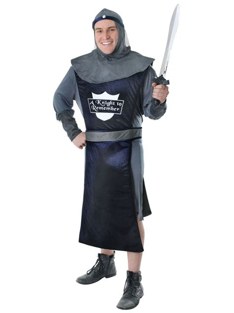 Adult Knight To Remember Rude Flasher Stag Night Outfit Fancy Dress Costume New | eBay