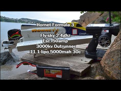 Formula Boats With Outboards by Hornet Formula 1 Tunnel Hull With Formula3 Outboard