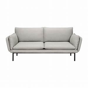 Sofa Grau 3 Sitzer : riva 3 sitzer sofa aus stoff grau habitat ~ Eleganceandgraceweddings.com Haus und Dekorationen