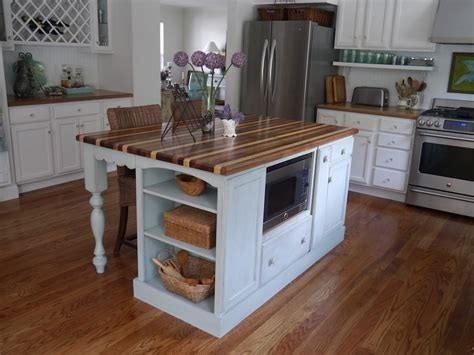 kitchen islands cottage kitchen island