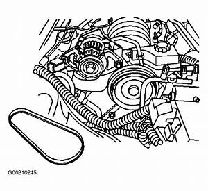 2005 Cadillac Deville Serpentine Belt Diagram