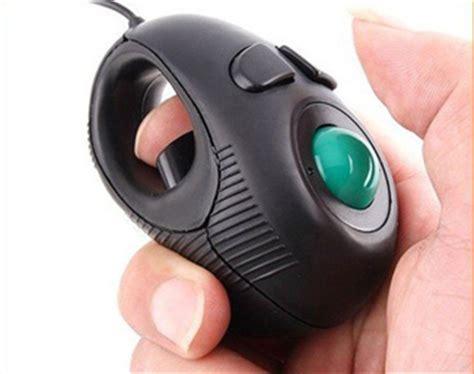 ergonomic fingermouse finger trackball mouse