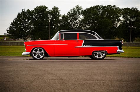 A 1955 Chevrolet Bel Air Built The Right Way  Hot Rod Network