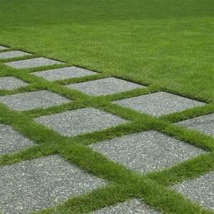 comment amenager une allee dans son jardin With allee de jardin en pave