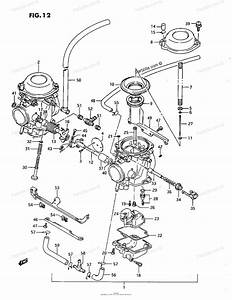 2006 Suzuki Eiger Carburetor Problems