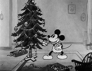 gif Christmas vintage featured mickey mouse ...