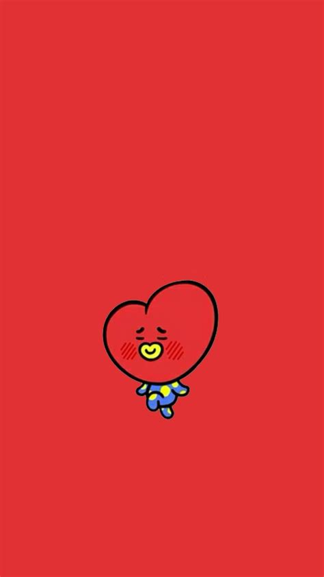 Tata Backgrounds by 8 Best Bt21 Wallpapers Images On Backgrounds