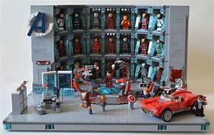 Voiture Iron Man : le dressing d 39 iron man pas facile de choisir hellobricks blog lego ~ Medecine-chirurgie-esthetiques.com Avis de Voitures