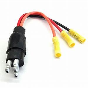 Rigrite U00ae Trolling Motor 2 - Wire Plug  12v