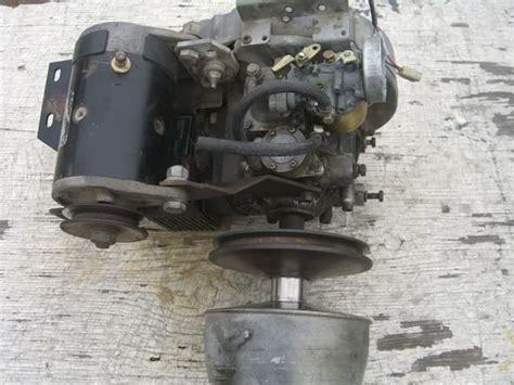 Gas Golf Cart Motor Engine