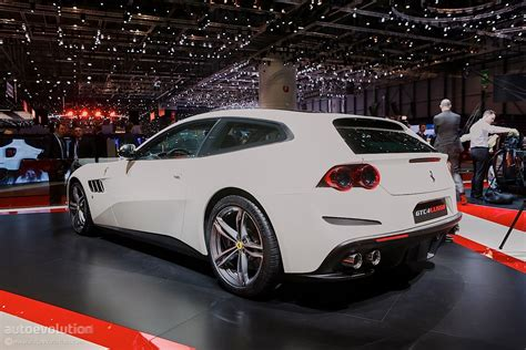 Gtc4lusso Photo by 2016 Gtc4lusso Is Dressed To Impress In Geneva