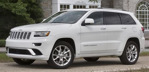 white jeep 2016 engine choices added to the 2016 jeep grand cherokee