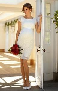 Hochzeitskleid Standesamt Schwanger : etuikleid emma kurz hochzeit hochzeitskleid brautkleid und braut ~ Frokenaadalensverden.com Haus und Dekorationen