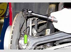BMW E90 ABS Sensor Replacement E91, E92, E93 Pelican