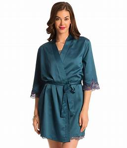 buy prettysecrets green polyester robe online at best With robe polyester