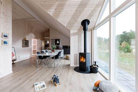 exquisite summer house  danish design  skanlux