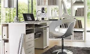 Idée Déco Bureau Maison : d coration bureau travail maison ~ Zukunftsfamilie.com Idées de Décoration