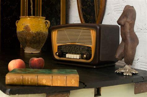 tsf radio radio station   decorative object