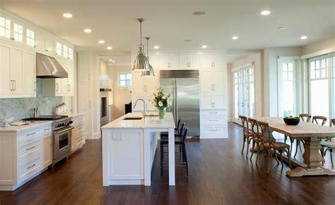 White Kitchen Cabinets   Transitional   kitchen   Charlie