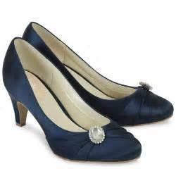 navy blue bridesmaid shoes pink paradox harmony navy blue satin shoes wedding shoes bridal accessories
