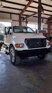 Ford F750  2002    Medium Trucks