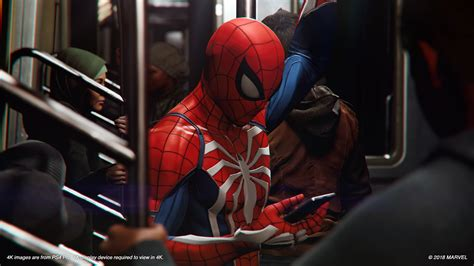 Marvels Spider Man New Game Plus Mode Explained Heres