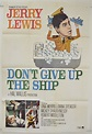 Don't Give Up The Ship - Original Cinema Movie Poster From ...