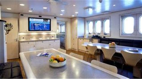 designing crew quarters aboard superyachts boat