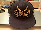 VINTAGE SOUL ASSASSINS / CYPRESS HILL FITTED HAT CAP SIZE ...