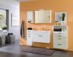 Bad Spiegelschrank 80 Cm Breit : bad spiegelschrank 3 t rig mit beleuchtung 80 cm breit wei bad capri ~ Bigdaddyawards.com Haus und Dekorationen
