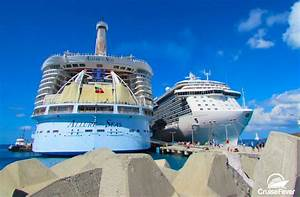 Symphony Of The Seas Vs Of The Seas Cruise Gallery