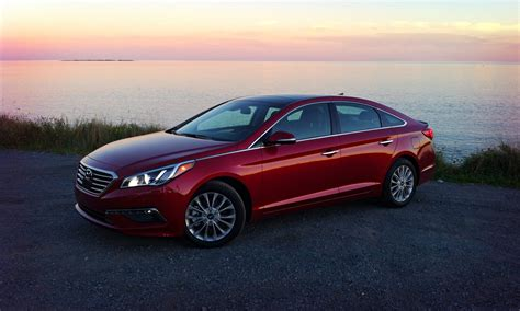 capsule review 2015 hyundai sonata limited the